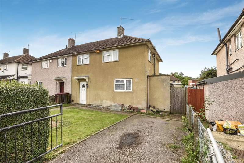 3 Bedrooms Semi Detached House for sale in Holberton Road, Reading, Berkshire, RG2