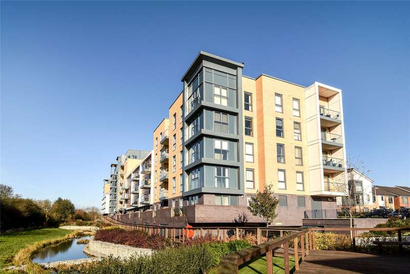 2 Bedrooms Apartment Flat for sale in Cygnet House, Drake Way, Reading, Berkshire, RG2
