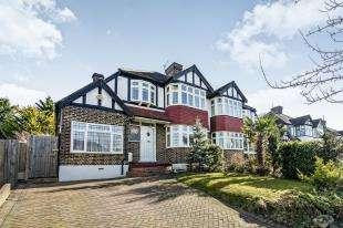 4 Bedrooms Semi Detached House for sale in Braeside, Beckenham, .