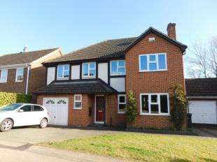 4 Bedrooms Detached House for sale in The Hedgerow, Weavering, Maidstone, Kent