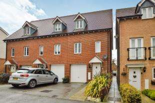 3 Bedrooms Terraced House for sale in Greystones, Willesborough, Ashford, Kent