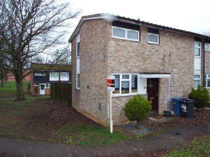 2 Bedrooms End Of Terrace House for sale in Sudbury, Suffolk