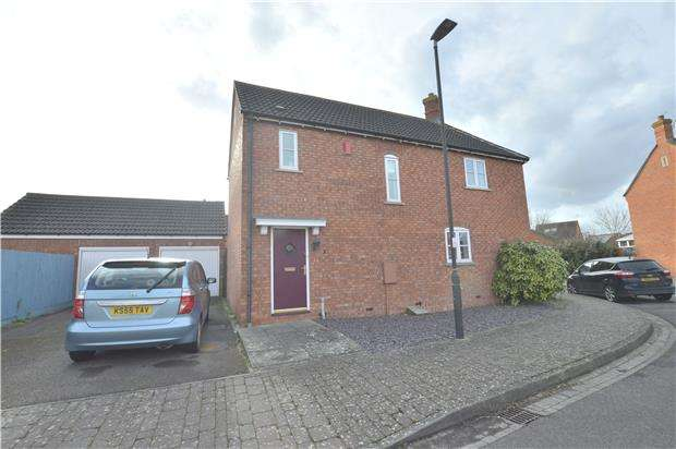 3 Bedrooms Semi Detached House for sale in Walton Cardiff, TEWKESBURY, Gloucestershire, GL20 7SG
