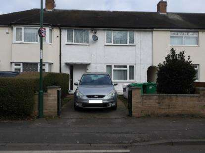 3 Bedrooms Terraced House for sale in Swansdowne Drive, Clifton, Nottingham, Nottinghamshire