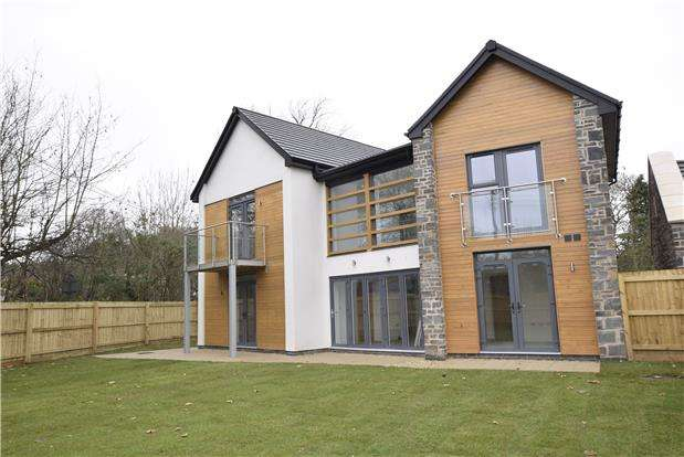 4 Bedrooms Detached House for sale in Plot 6 - Sheep Field Gardens, Portishead, Bristol, BS20 6QL