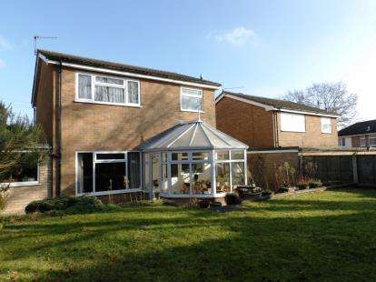 Detached House for sale in Norwich, Norfolk, .