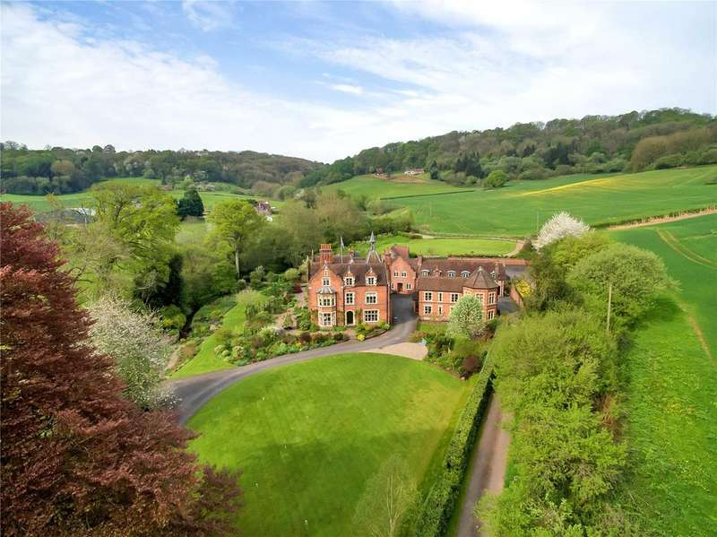 9 Bedrooms Detached House for sale in Orleton, Worcestershire