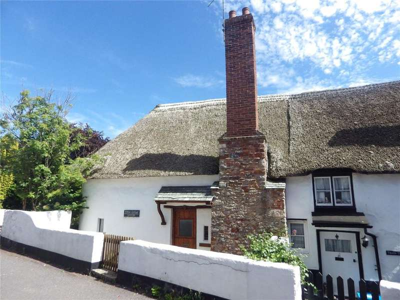 3 Bedrooms House for sale in Vicarage Road, Minehead, Somerset, TA24
