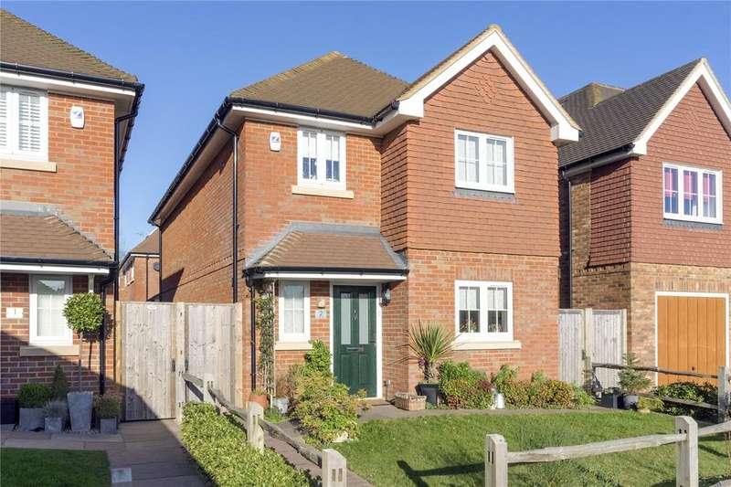 3 Bedrooms Detached House for sale in Princes Place, Four Marks, Alton, Hampshire