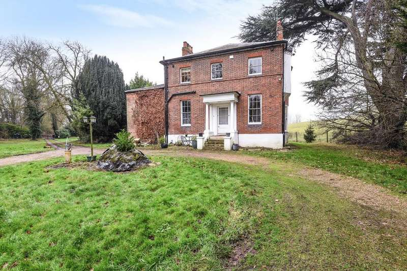 5 Bedrooms Detached House for sale in Datchet Road, Horton, SL3