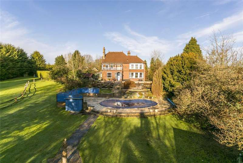 6 Bedrooms Detached House for sale in Pounsley Road, Dunton Green, Sevenoaks, Kent