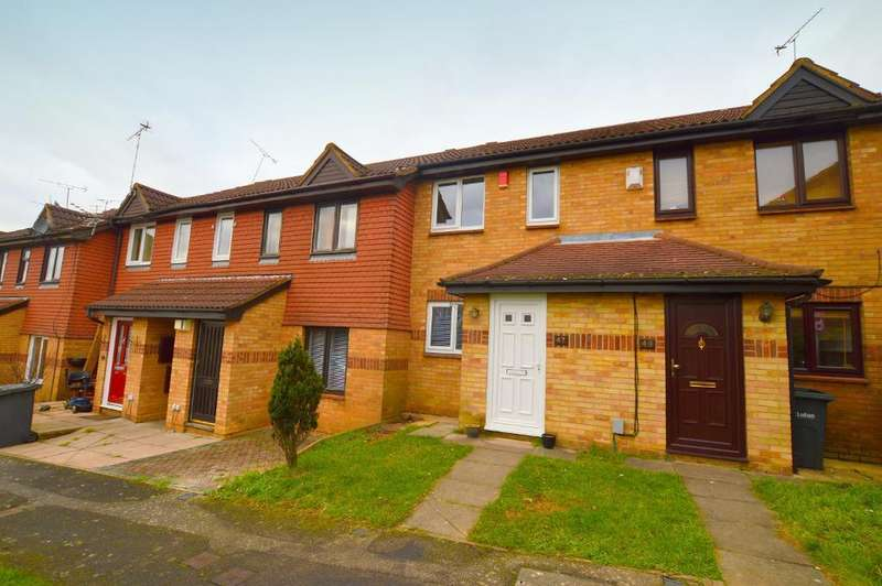 2 Bedrooms Terraced House for sale in Gilderdale, Luton, LU4 9NA