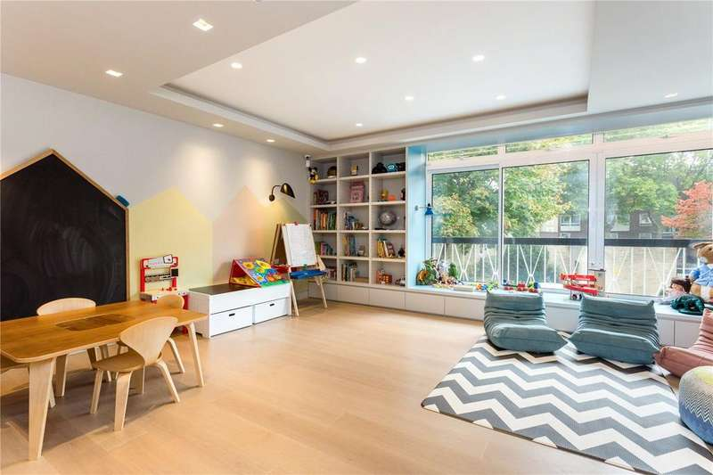 3 Bedrooms Terraced House for sale in Chester Close North, Regent's Park, London, NW1