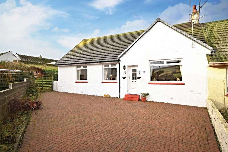 3 Bedrooms Bungalow for sale in Baineshill Drive , Maidens, South Ayrshire, KA26 9NP