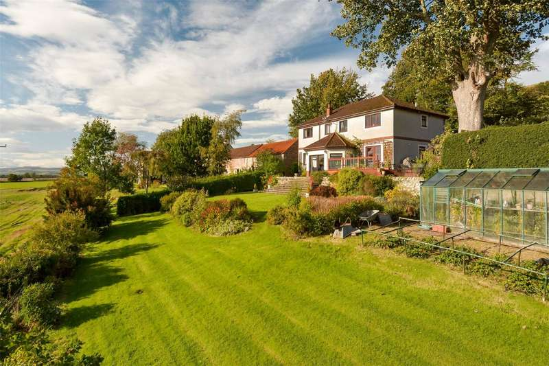 4 Bedrooms Detached House for sale in Hollybank House, Scotlandwell, Kinross, Perth and Kinross, KY13