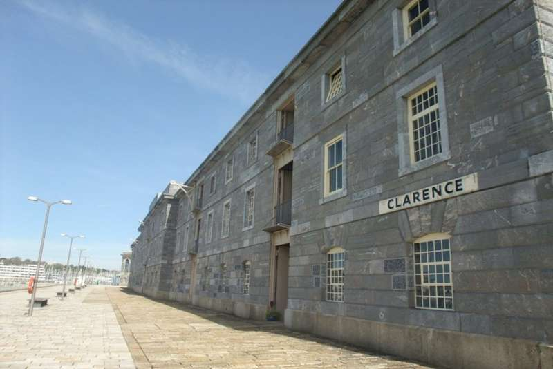 1 Bedroom Apartment Flat for rent in Clarence Building, Royal William Yard PL1