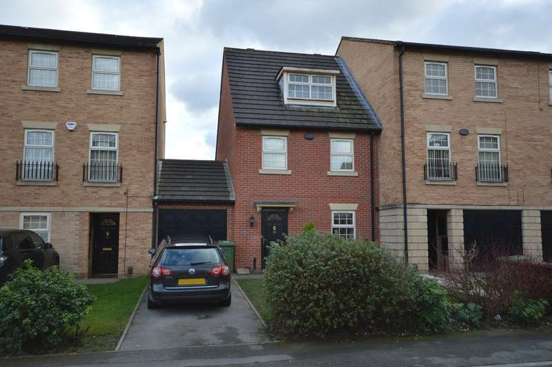 3 Bedrooms Town House for sale in The Point, Alverthorpe, Wakefield