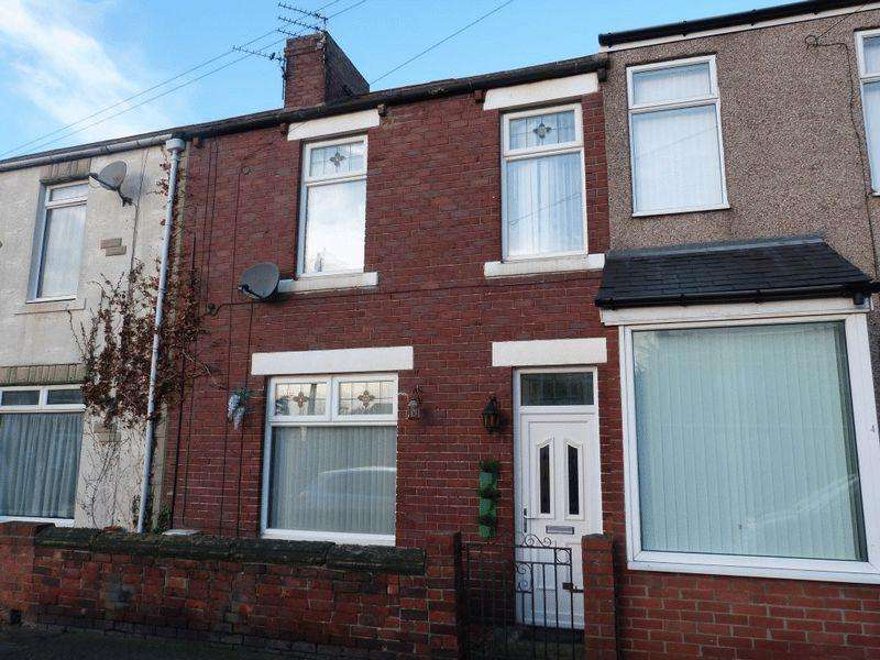 3 Bedrooms Terraced House for sale in Mowbray Terrace, Guidepost, Three Bedroom Terraced House