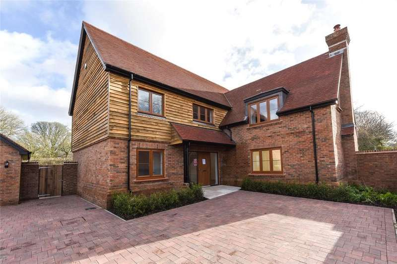 4 Bedrooms Detached House for sale in Chilcomb House, The Stables, Medstead