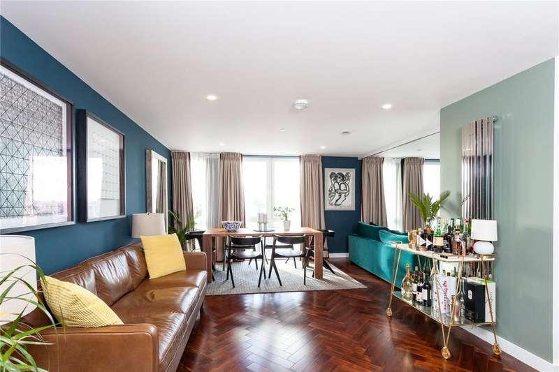2 Bedrooms Flat for sale in Eagle Point, City Road, London, EC1V