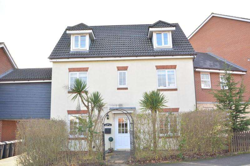6 Bedrooms Terraced House for sale in Berry Way, Andover