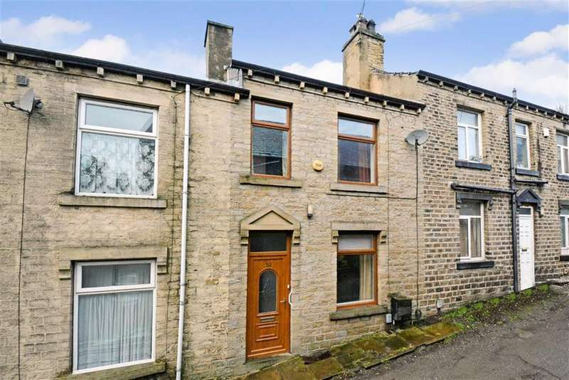 3 Bedrooms Terraced House for sale in Longwood Road, Longwood, Huddersfield, HD3