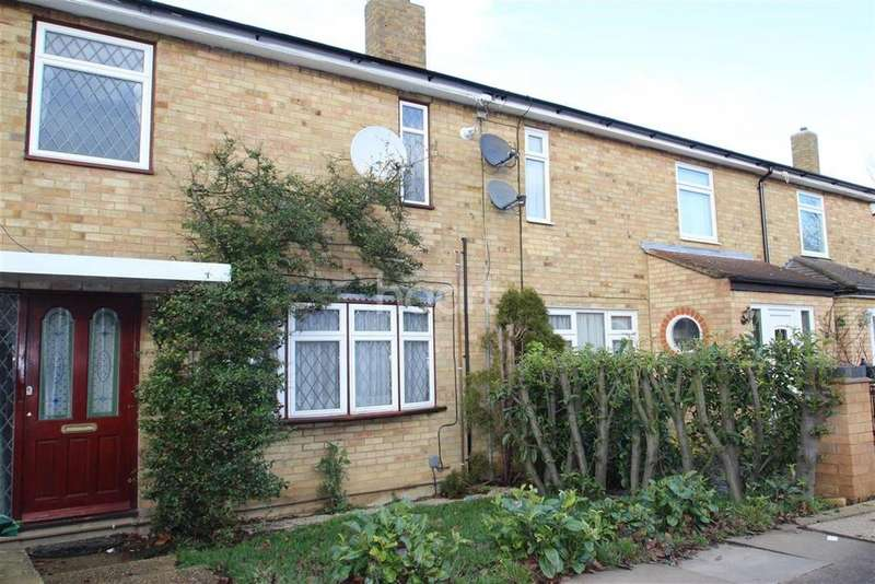 2 Bedrooms Terraced House for rent in Hollyfield, Harlow