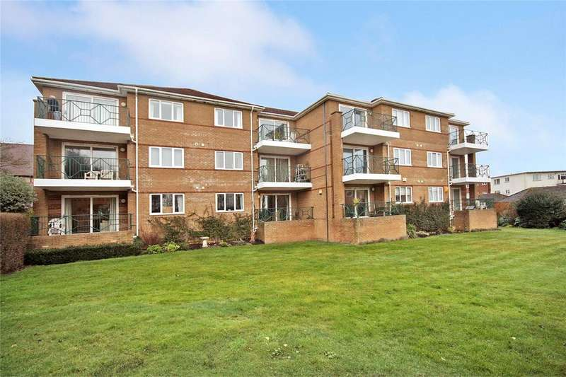 2 Bedrooms Flat for sale in Chatsworth, 5 Wollaston Road, Bournemouth, Dorset, BH6