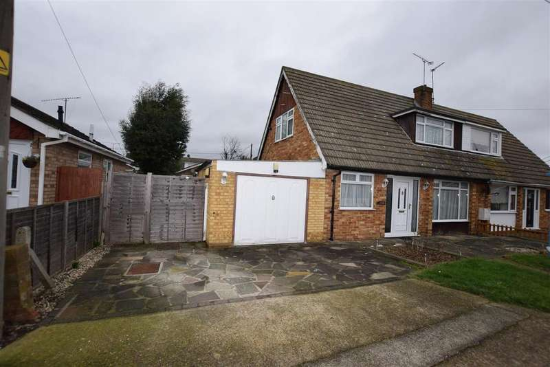 3 Bedrooms Chalet House for sale in Heideburg Road, Canvey Island