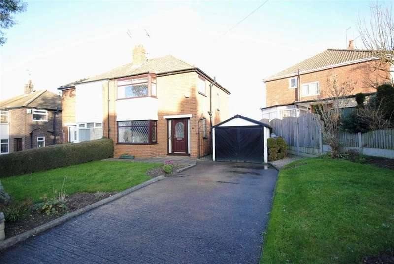 3 Bedrooms Semi Detached House for sale in Leeds Road, Kippax, Leeds, LS25