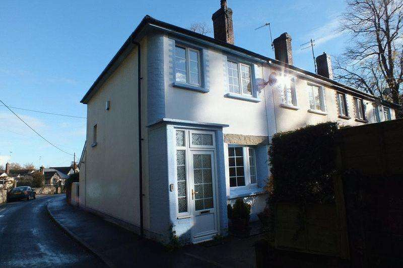 2 Bedrooms End Of Terrace House for rent in Castle Lane, Okehampton