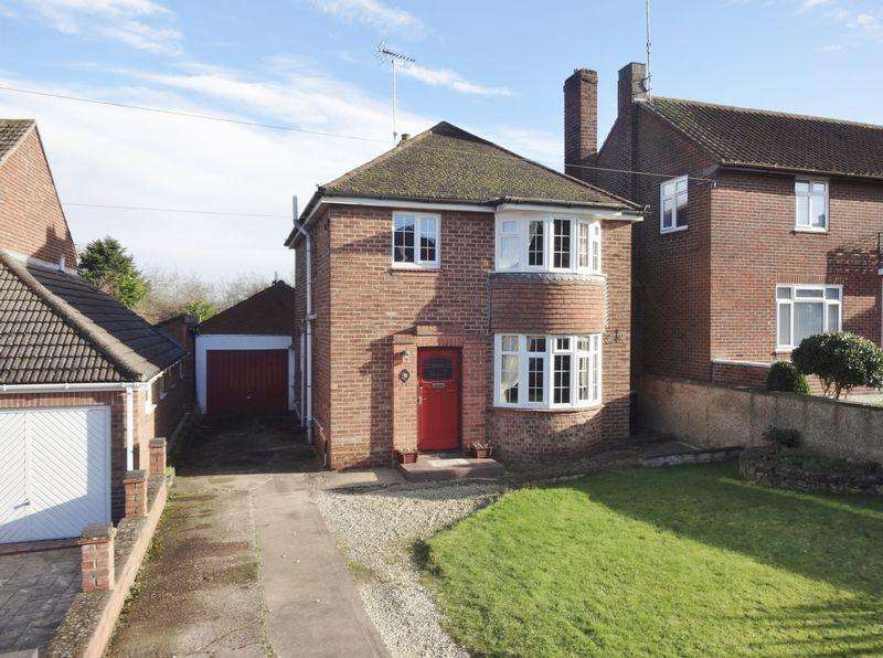 3 Bedrooms Detached House for sale in Richmond Road, Corby