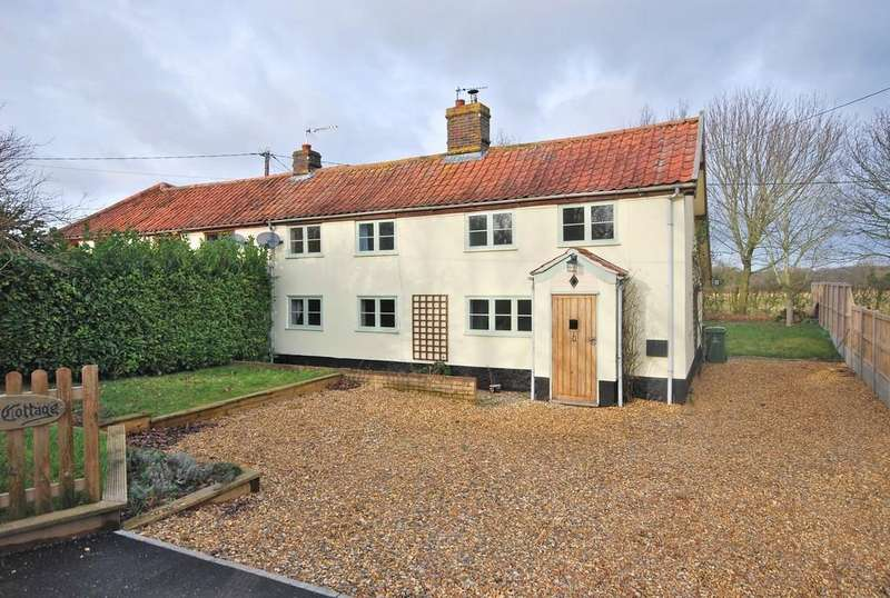 3 Bedrooms Semi Detached House for sale in West Carr Road, Attleborough