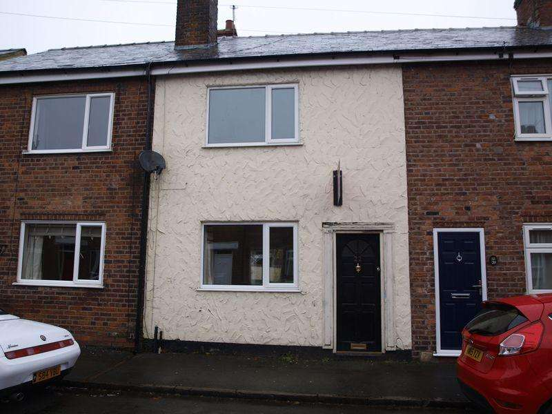 2 Bedrooms Terraced House for sale in Oak Street, Northwich, CW9 5LJ