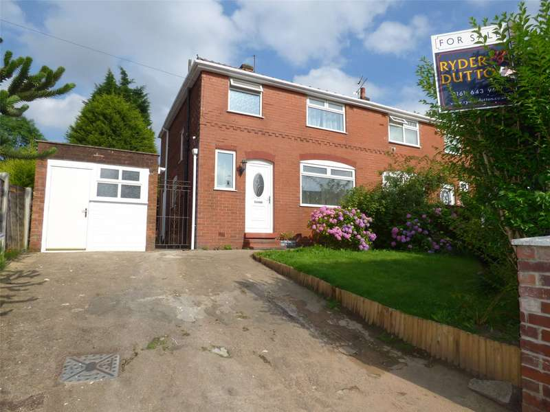 3 Bedrooms Semi Detached House for sale in Branksome Drive, Blackley, Manchester, M9