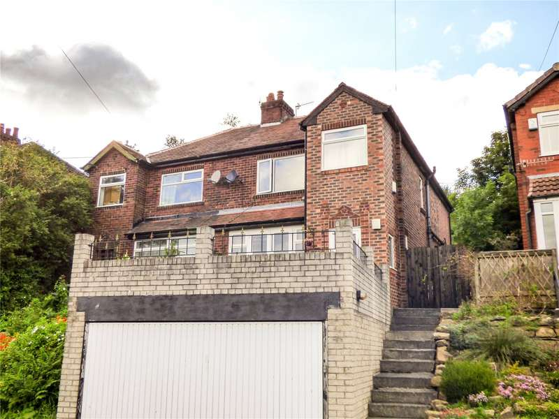 3 Bedrooms Semi Detached House for sale in Stockport Road, Mossley, Ashton-under-Lyne, Greater Manchester, OL5