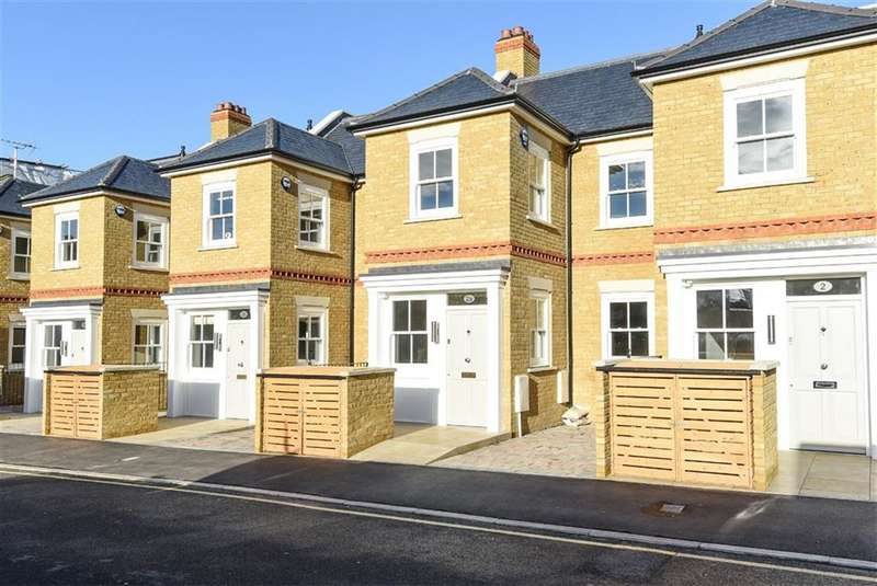 4 Bedrooms Town House for sale in Elton Road, Kingston Upon Thames