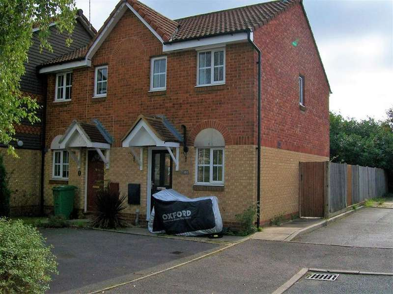 2 Bedrooms House for sale in Bryce Gardens, Aldershot