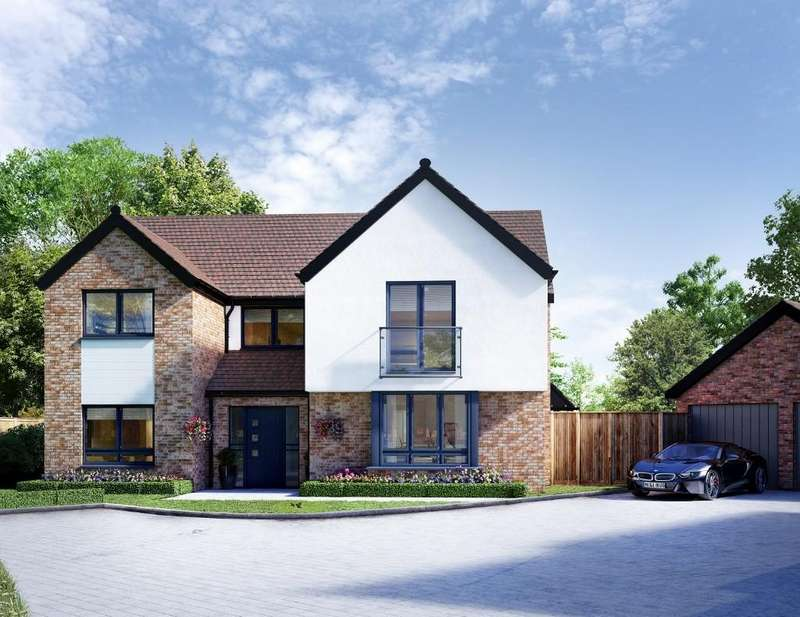 5 Bedrooms Detached House for sale in Chigwell Grove, Luxborough Lane, Chigwell, Essex IG7