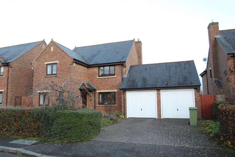 4 Bedrooms Detached House for sale in Lodge Farm Court, Castlethorpe, Milton Keynes