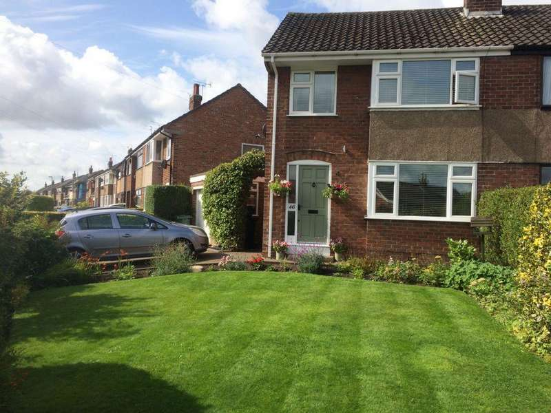 3 Bedrooms Semi Detached House for sale in Marians Drive, Ormskirk, L39