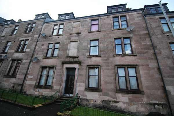 2 Bedrooms Flat for sale in 0/2, 58 Kelly Street, Greenock, PA16 8TT