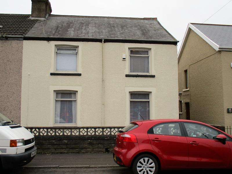 3 Bedrooms Semi Detached House for sale in Depot Road, Cwmavon, Port Talbot