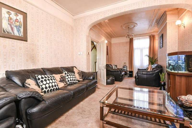 4 Bedrooms Terraced House for sale in Plato Road, Brixton