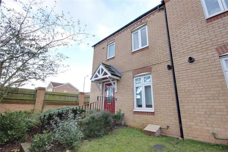 3 Bedrooms Semi Detached House for rent in Barberry, Coulby Newham