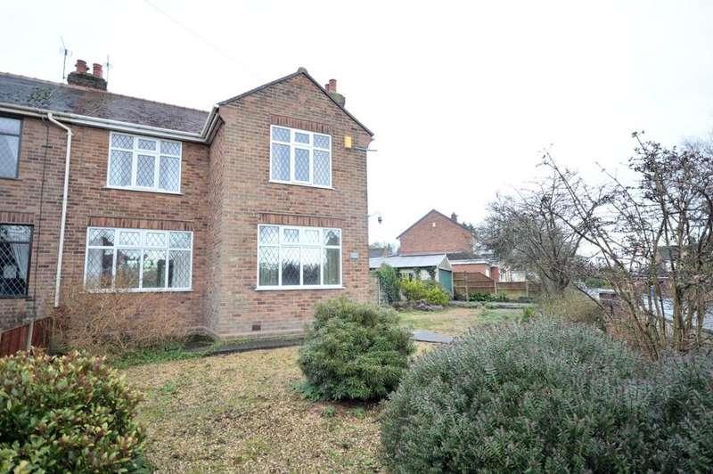 2 Bedrooms Semi Detached House for sale in Denbury Avenue, Stockton Heath, Warrington