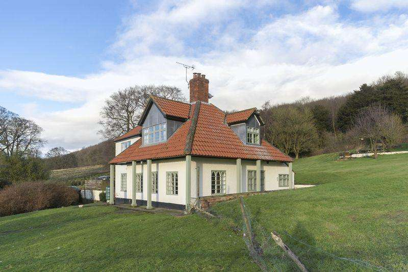 4 Bedrooms Detached House for sale in Danns Hill, Saxby All Saints