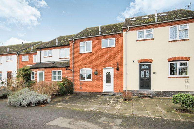 3 Bedrooms Town House for sale in DERBY ROAD, ASTON ON TRENT