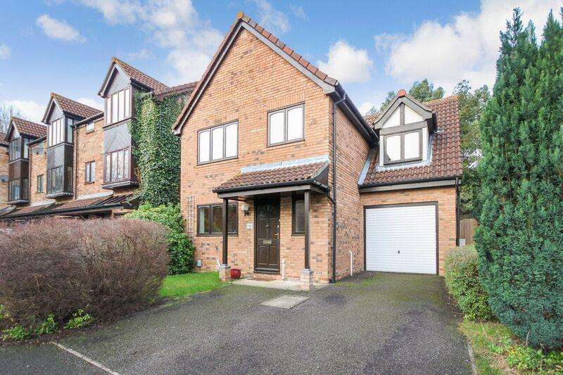 4 Bedrooms Detached House for rent in The Sycamores, Milton, Cambridge