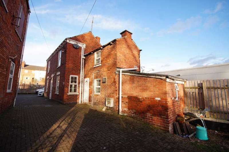 6 Bedrooms Detached House for sale in Spa Buildings, Lincoln